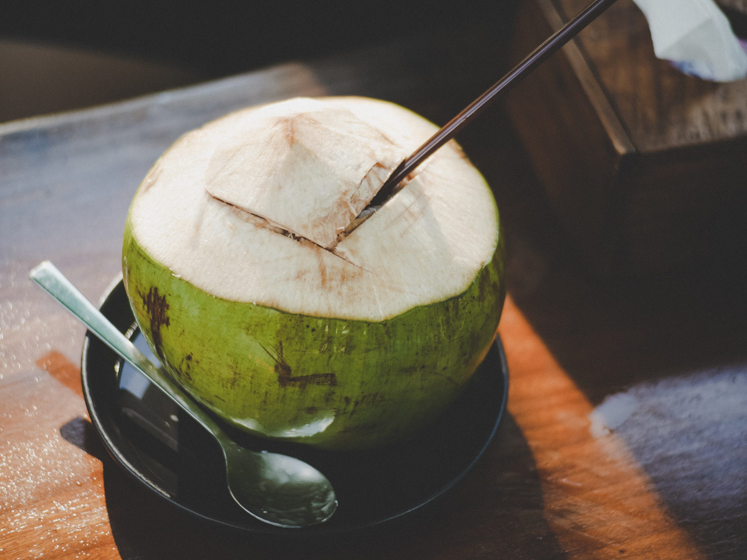 Benefits from coconut